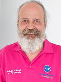 Profilbild Prof. Dr. med. Gerald Haupt